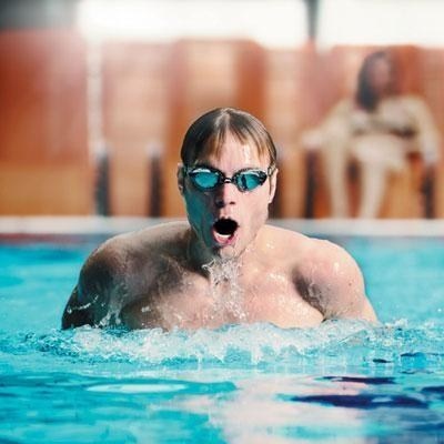 Swimming courses